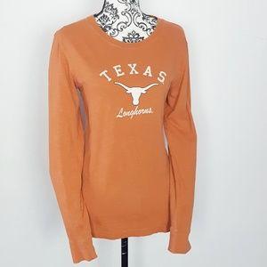 COLLESEUM ATHLETICS Texas Longhorns T-SHIRT  sz XL